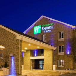 Vista exterior Holiday Inn Express Hotel & Suites SIOUX FALLS AT EMPIRE MALL Fotos