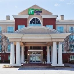 Exterior view Holiday Inn Express Hotel & Suites GREENVILLE-I-85 & WOODRUFF RD Fotos