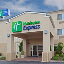 Vista esterna Holiday Inn Express MIDDLETOWN Fotos