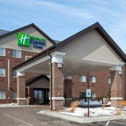Vue extérieure Holiday Inn Express Hotel & Suites ST. PAUL - WOODBURY Fotos