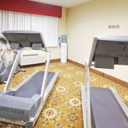 Wellness/fitness Holiday Inn Express Hotel & Suites OKLAHOMA CITY-ARPT-MERIDIAN AV Fotos
