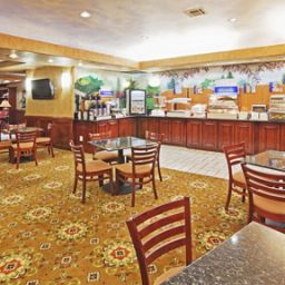 Ristorante Holiday Inn Express Hotel & Suites OKLAHOMA CITY-ARPT-MERIDIAN AV Fotos