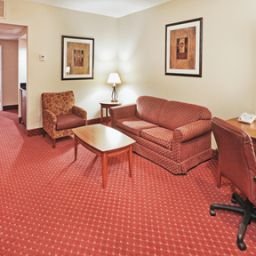 Suite Holiday Inn Express Hotel & Suites OKLAHOMA CITY-ARPT-MERIDIAN AV Fotos