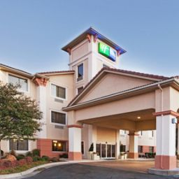 Vista esterna Holiday Inn Express Hotel & Suites OKLAHOMA CITY-ARPT-MERIDIAN AV Fotos