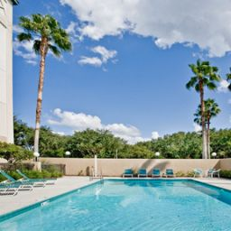 Piscina Holiday Inn Express TAMPA-BRANDON Fotos