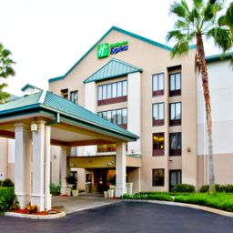 Vista exterior Holiday Inn Express TAMPA-BRANDON Fotos