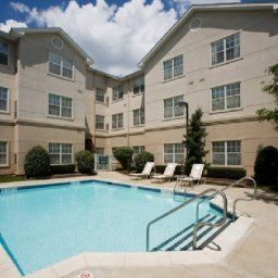 Pool Homewood Suites Cranford Fotos