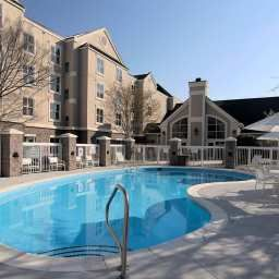 Piscina Homewood Suites Chapel HillDurham Fotos
