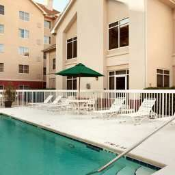 Piscina Homewood Suites Tallahassee FL Fotos