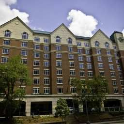 Vista exterior Homewood Suites WashingtonDowntown Fotos