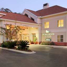 Vista exterior Homewood Suites Tallahassee FL Fotos