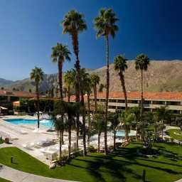 Exterior view Hilton Palm Springs Resort Fotos