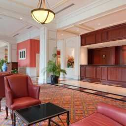 Hall Hilton Columbus at Easton Fotos