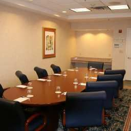 Conference room Hilton Garden Inn SecaucusMeadowlands Fotos