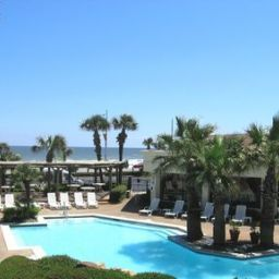 Pool Holiday Inn Resort GALVESTON-ON THE BEACH Fotos