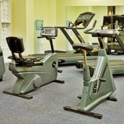 Sala spa/fitness Holiday Inn ORLANDO-UNIV OF CENTRAL FL. Fotos