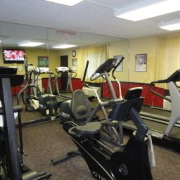 Wellness/fitness area PA Park Inn by Radisson Harrisburg West Fotos