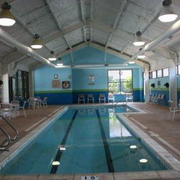 Pool PA Park Inn by Radisson Harrisburg West Fotos