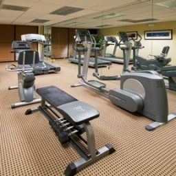 Тренажерный зал/Фитнес Holiday Inn Express Hotel & Suites MIAMI-HIALEAH (MIAMI LAKES) Fotos