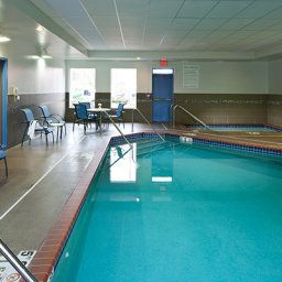Pool Holiday Inn ST. PAUL DOWNTOWN Fotos