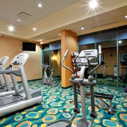 Wellness/fitness Holiday Inn Express Hotel & Suites VA BEACH OCEANFRONT Fotos