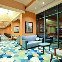 Hall Holiday Inn Express Hotel & Suites VA BEACH OCEANFRONT Fotos