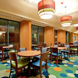 Ristorante Holiday Inn Express Hotel & Suites VA BEACH OCEANFRONT Fotos