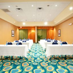 Sala congressi Holiday Inn Express Hotel & Suites VA BEACH OCEANFRONT Fotos