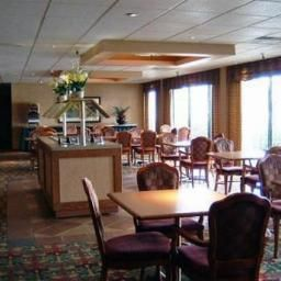 Restaurante Quality Inn Airport East Fotos