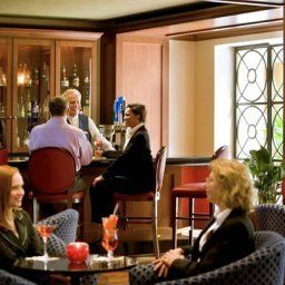 Bar Fairfax Marriott at Fair Oaks Fotos