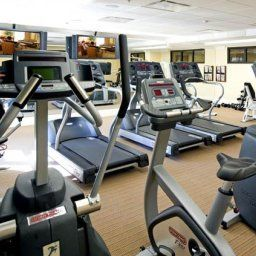 Wellness/fitness area Fairfax Marriott at Fair Oaks Fotos