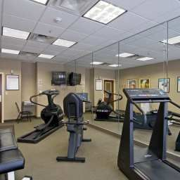 Sala spa/fitness Hampton Inn  Ste Atlanta Airport North I85 Fotos