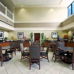 Restauracja Hampton Inn  Ste Atlanta Airport North I85 Fotos