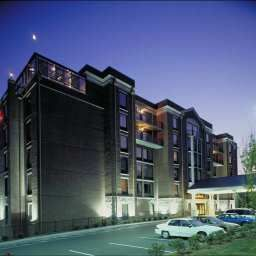 Vista exterior Hampton Inn  Suites NashvilleGreen Hills TN Fotos