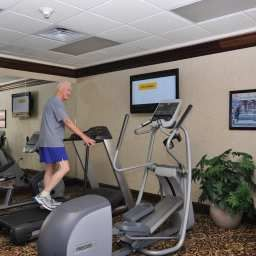 Wellness/Fitness Hampton Inn  Suites NashvilleGreen Hills TN Fotos
