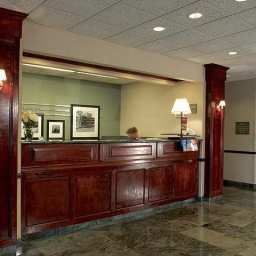 Hall Hampton Inn Carlstadt At The Meadowl Fotos