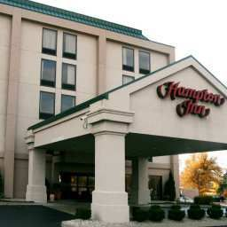 Exterior view Hampton Inn BuffaloSouthI90 Fotos