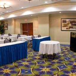 Sala konferencyjna Hampton Inn Ft Lauderdale-Downtown-City Center Fotos