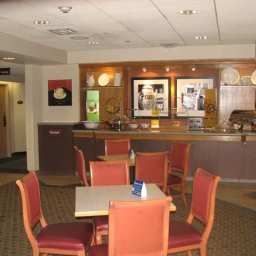 Restaurante Hampton Inn Sioux Falls Fotos