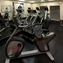 Sala spa/fitness Hampton Inn - Suites Miami-Doral-Dolphin Mall FL Fotos