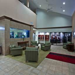 Hala Hampton Inn - Suites Miami-Doral-Dolphin Mall FL Fotos