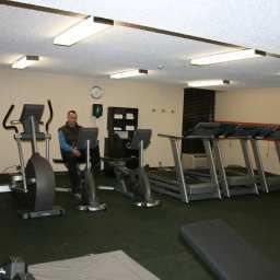 Wellness/fitness Hampton Inn NewarkAirport NJ Fotos