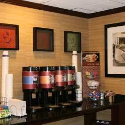Ristorante Hampton Inn NewarkAirport NJ Fotos