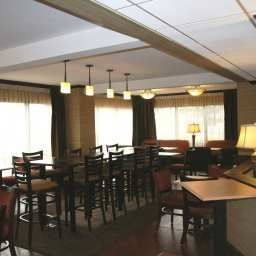 Restaurant Hampton Inn NewarkAirport NJ Fotos