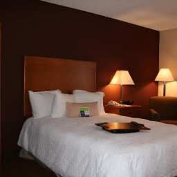 Chambre Hampton Inn NewarkAirport NJ Fotos