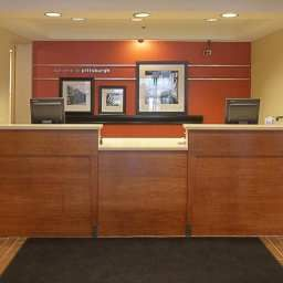 Hall Hampton Inn PittsburghMcKnight Rd Fotos