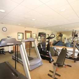Wellness/Fitness Hampton Inn SecaucusMeadowlands Fotos