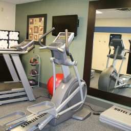 Wellness/fitness area Hampton Inn  Suites North Toledo Ohio Fotos