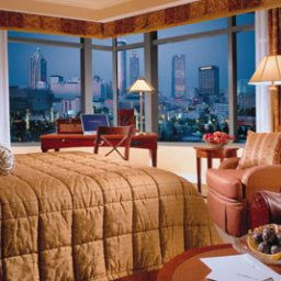 Room Omni Hotel at CNN Center Fotos