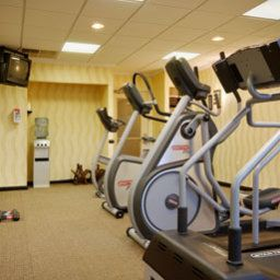 Wellness/fitness area Ramada Conference Center East Hanover/Parsippany Fotos